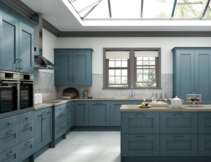 the kensington kitchen in this range is available in eight