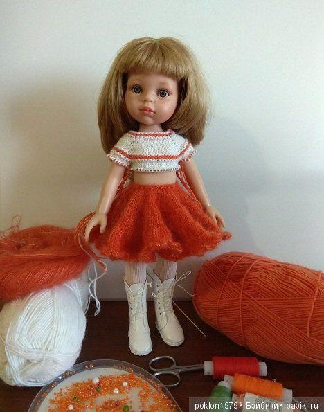 Прошло немало времени с тех пор, как вышла моя 19 серия «Ателье для моих кукол». Я уже и сама успела