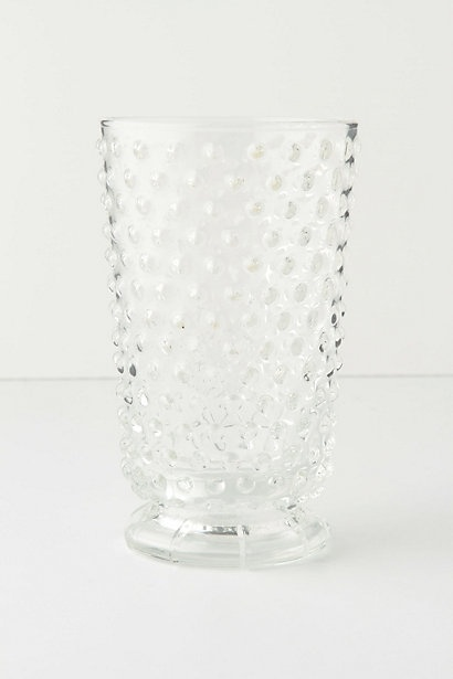 Hobnail Tumbler #anthropologie: Hobnail Tumblers, Anthropology, Dream, Color, Hobnail Glasses, Drinking Glass, Kitchen, House, Homes