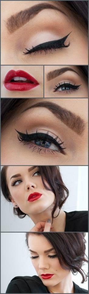 Super seksowny makijaż na jesień 2016. Odważ się!