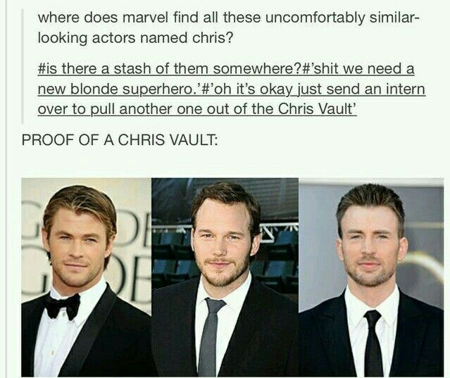 I wanna find this Chris vault.