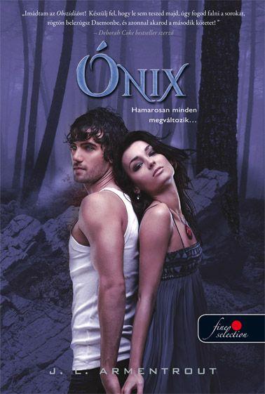 Jennifer Armentrout: Ónix (Luxen 2.)