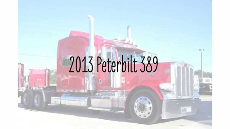 Peterbilt 389 - For Sale  877-233-1475 Peterbilt 379 For Sale