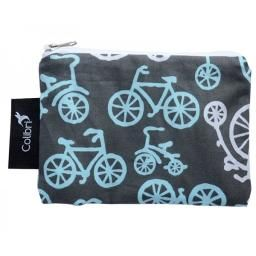 Small Snack Bag, Blue Bikes : P'LOVERS