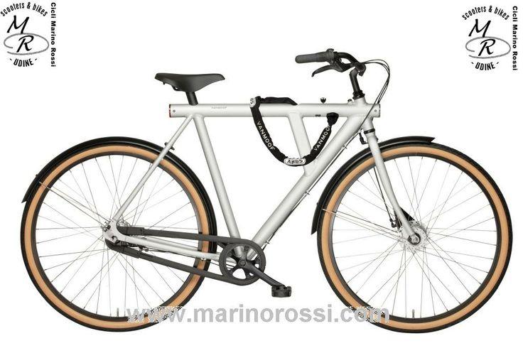 """VANMOOF N.5.7  7 VELOCITA' SHIMANO NEXUS RUOTA 28""""  Consigliata per i ciclisti alti OLTRE  al 1,75 mt."""