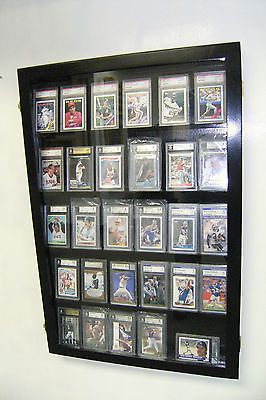 Baseball Card DIsplay Case PSA Deep 30PSADP holds 30