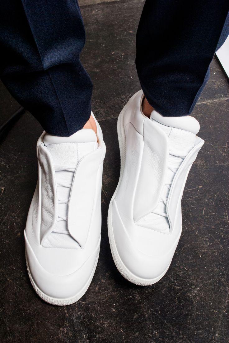CAPTAIN FUTURE⚡ #maisonmargiela #sneakers #white #whitesneakers  #sneakerhead #sneakerlove