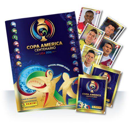 16 Panini Copa Us Soccer Sticker Album