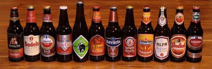 Bockbier – Wikipedia  Biere dieser Gruppe haben in Anlehnung an den Doppelbock Salvator der Paulanerbrauerei oft die Endsilbe -ator im Namen.