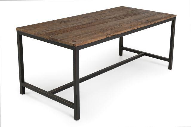 Mobler spisestuer spisebord utan stolar kai spisebord 200x90x75 ...