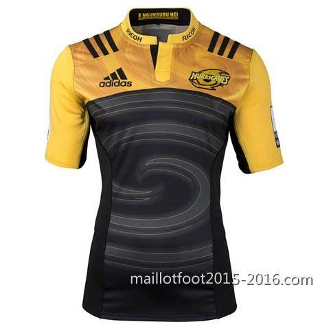 Nouveau maillot de rugby Hurricanes 2016 pas cher