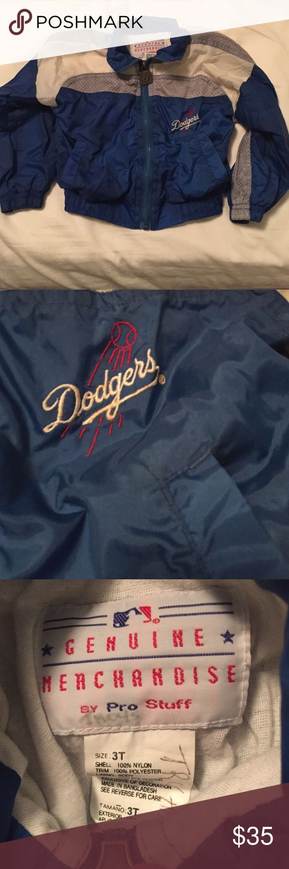 A Dodgers jacket It's a official Dodgers jacket. Size 3t Pro stuff Jackets & Coats Puffers