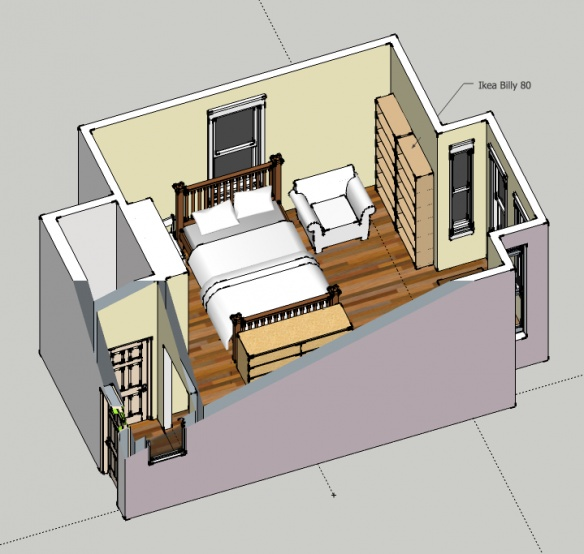 Room Planning: 3D Modeling With Google Sketchup.