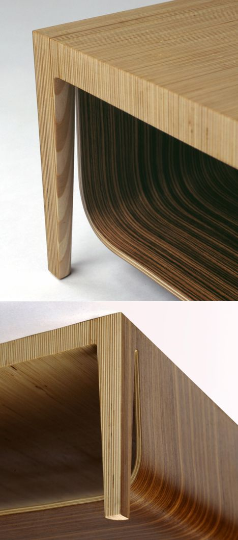 Coffee Table by NADAAA Architects
