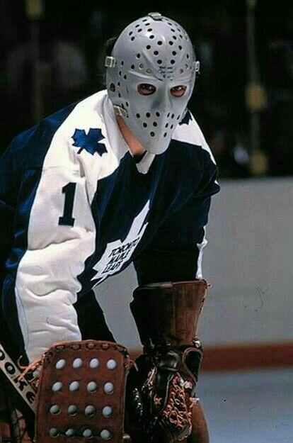 Jacques Plante | Toronto Maple Leafs | NHL | Hockey