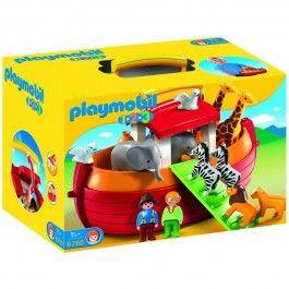 Arche de Noé transportable Playmobil 6765