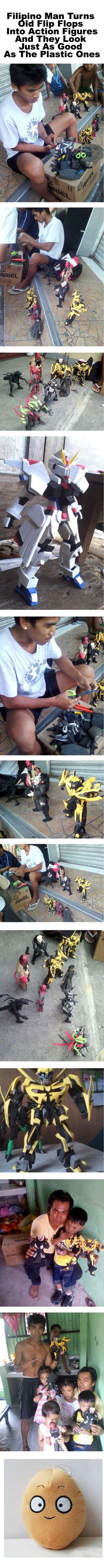 Toy-making Level: Asian