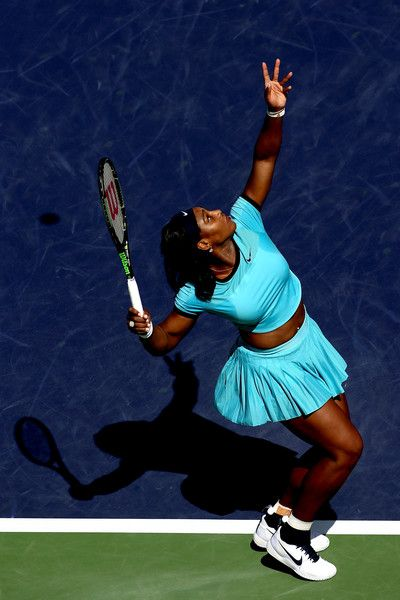 Serena Williams Photos - 2016 BNP Paribas Open - Day 14 - Zimbio
