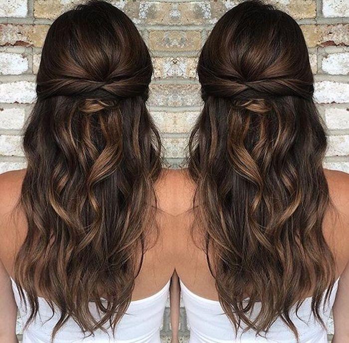 37 beautiful half up half down hairstyles for the modern bride - TANIA MARAS | bespoke wedding headpieces + wedding veils