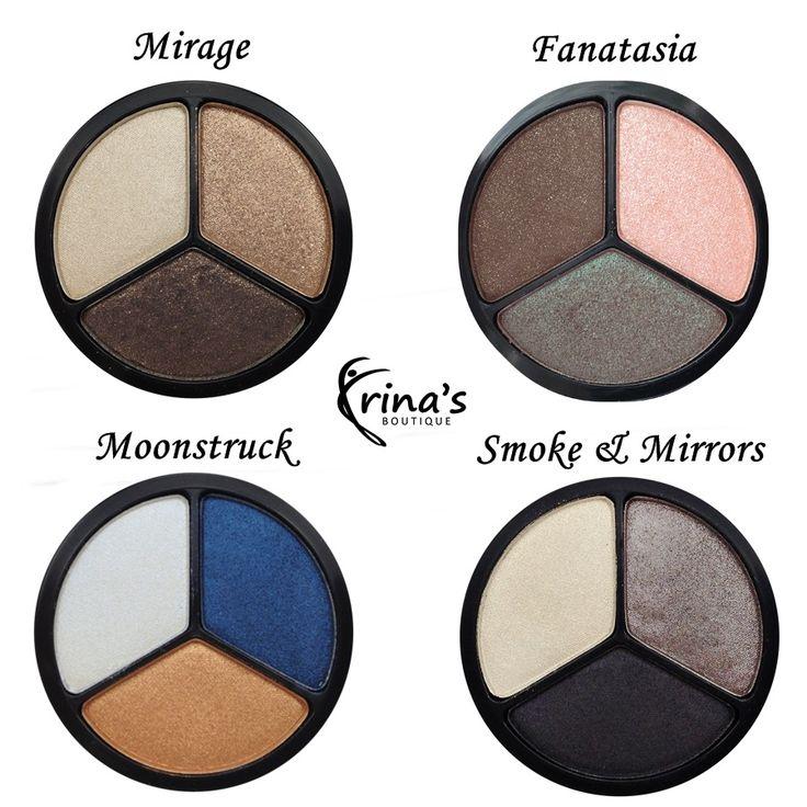 Fardul Trio, de la Prestige Cosmetics, te ajuta sa ai un look chic, in fiecare zi! Cele 4 palete de culori, te vor ajuta sa ai un look fresh, atat ziua, cat si seara!   Care este preferatul tau?   #irinasboutique #fardpleoape #fardtrio #totalintenisty #prestigecosmetics #makeup #cosmetice