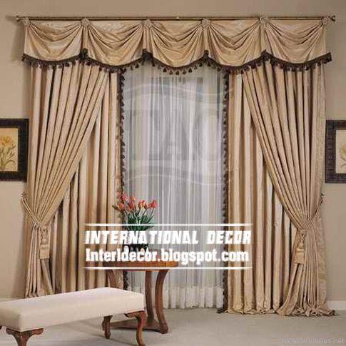Modern Curtain Designs For Windows | Curtain Menzilperde.Net
