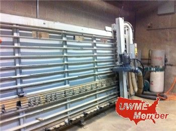 Used Woodworking Machinery: Our national listings for the week of 5-12-2014 include an Oneida Cyclone Dust Collector, Holz-her Vertical ...