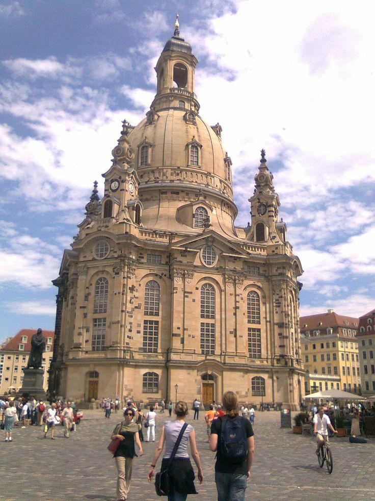 Postcard from Dresden