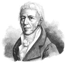 Jean-Baptiste Pierre Antoine de Monet, Chevalier de Lamarck (1 August 1744 – 18 December 1829), often known simply as Lamarck, was a French naturalist. He was a soldier, biologist, academic, and an early proponent of the idea that evolution occurred and proceeded in accordance with natural laws. In 1801, he published Système des animaux sans vertèbres, a major work on the classification of invertebrates, a term he coined. In an 1802 publication, he became one of the first to use the term…