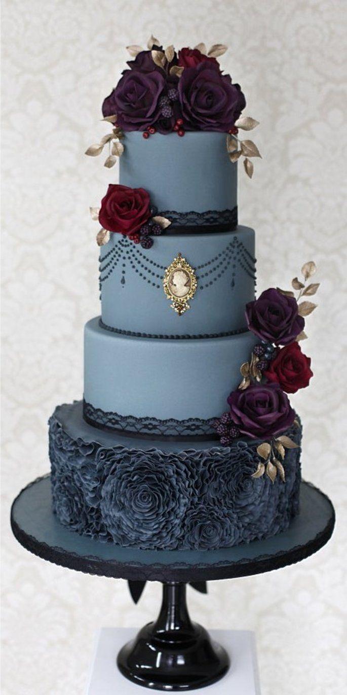 Köstliche Trends für die Hochzeitstorte 2019 – Diese Backwerke sind IN!
