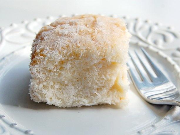 Box Coconut Cake Recipe