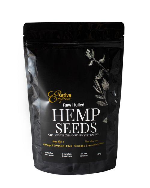 3 Awesome Nutritional Benefits of Hemp – Cannabis Infused Motherhood