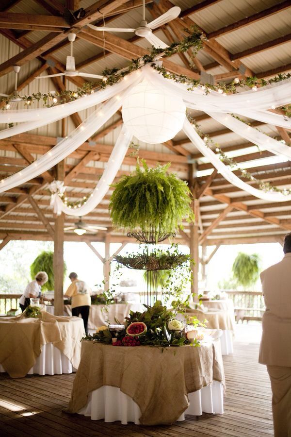 affordable wedding reception venues minnesota%0A Pink and Green Outdoor Wedding with Rustic Touches by mabel