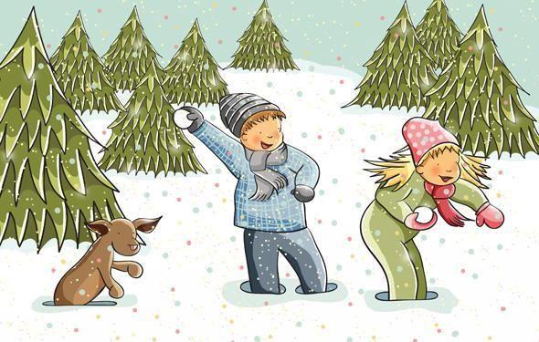 Els Petits Infants: Recursos hivern !!!!