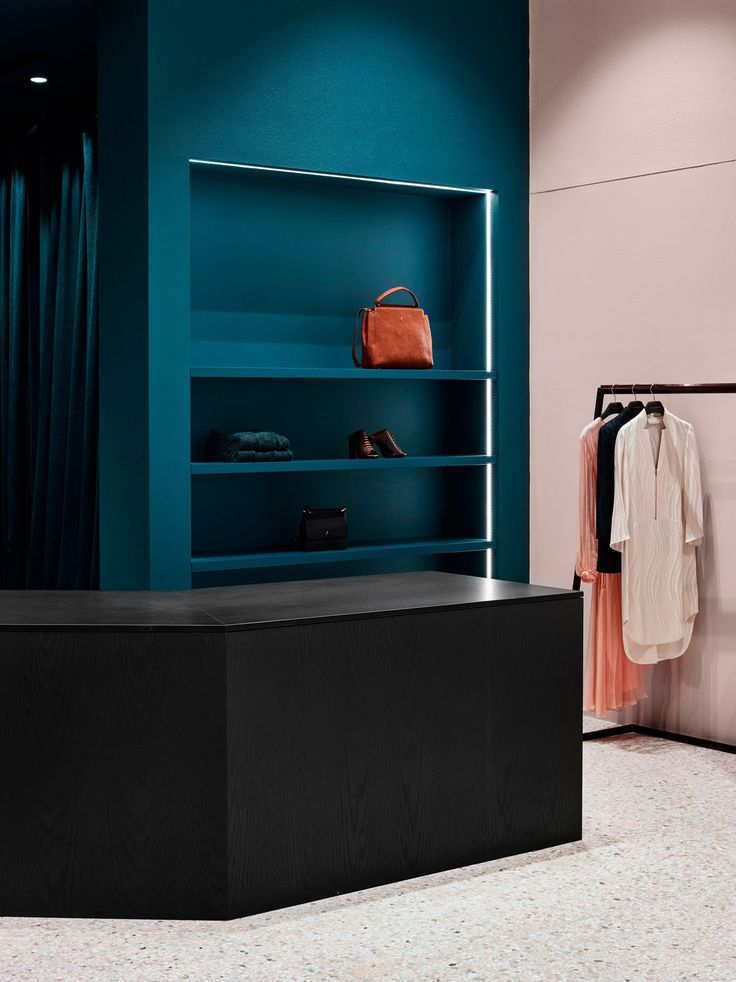 Flack Studio's New Retail Concept for Ginger & Smart.
