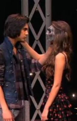 Aww even with the zombie mask on Beck still loves Tori and still thinks she's beautiful and when he said I don't love you because I think you're beautiful I love you because I love you and he really meant it he wasn't acting that was really Beck saying it to Tori from his heart aww my Bori heart is melting
