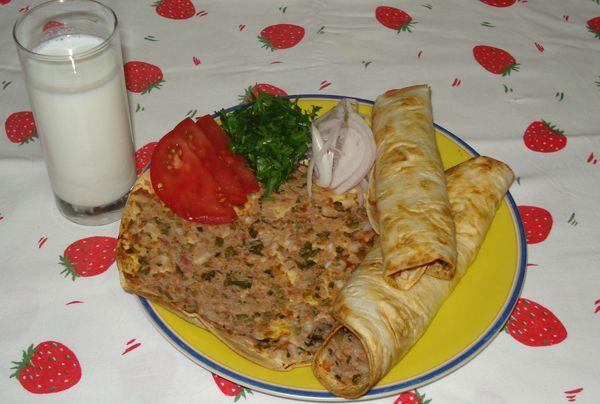 Λαχματζούν - Συνταγές Μαγειρικής - Chefoulis