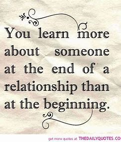 Image result for Positive Quotes About Relationships Ending