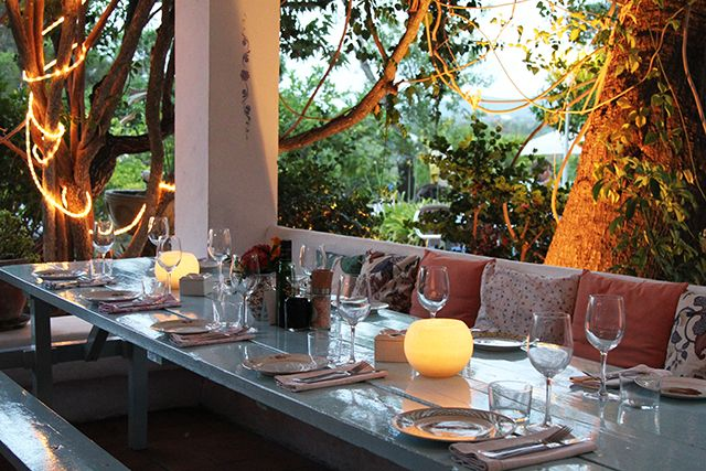 Places: La Paloma Restaurant, Bar and Café auf Ibiza