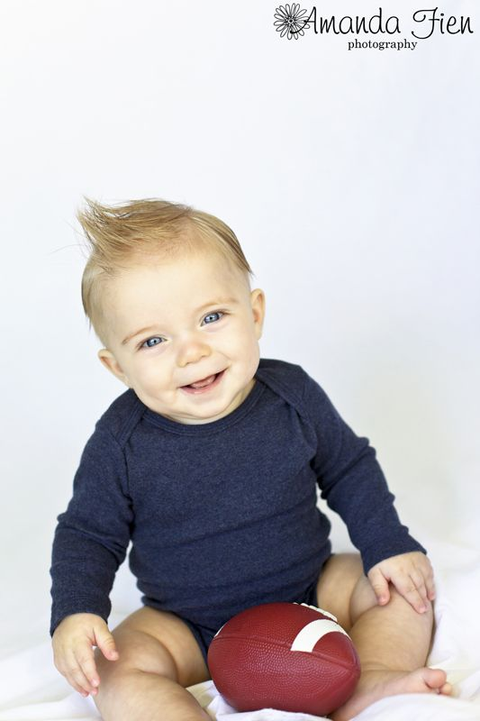 Doing this to his hair as soon as he has more!