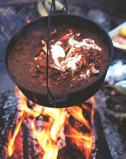 Winter Mexican Warmer – Rustic Tortilla Soup