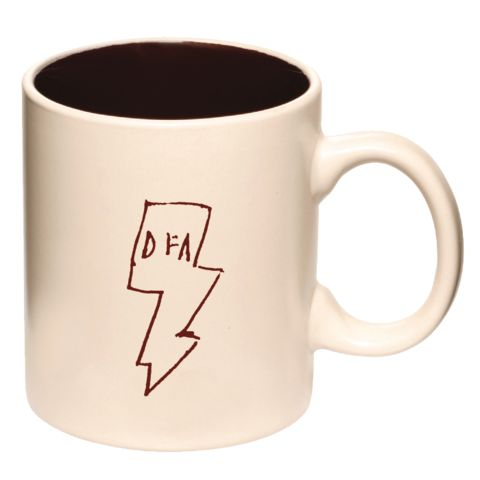 DFA Coffee Mug (Beige) - DFA Records