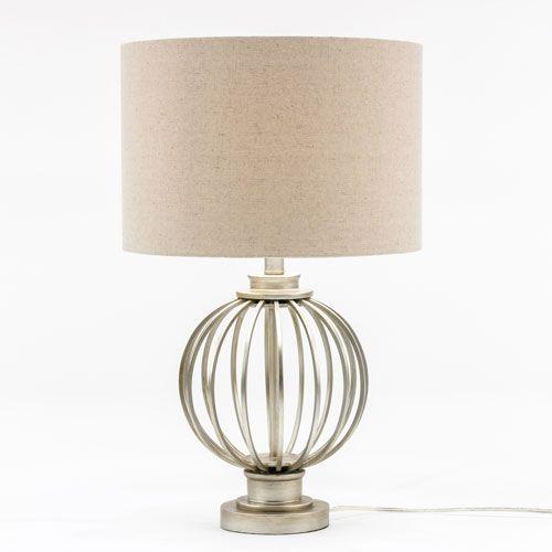Linden Antique Table Lamp