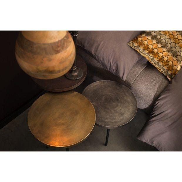 Dutchbone Alim Bijzettafel - Set van 3 - afbeelding 4