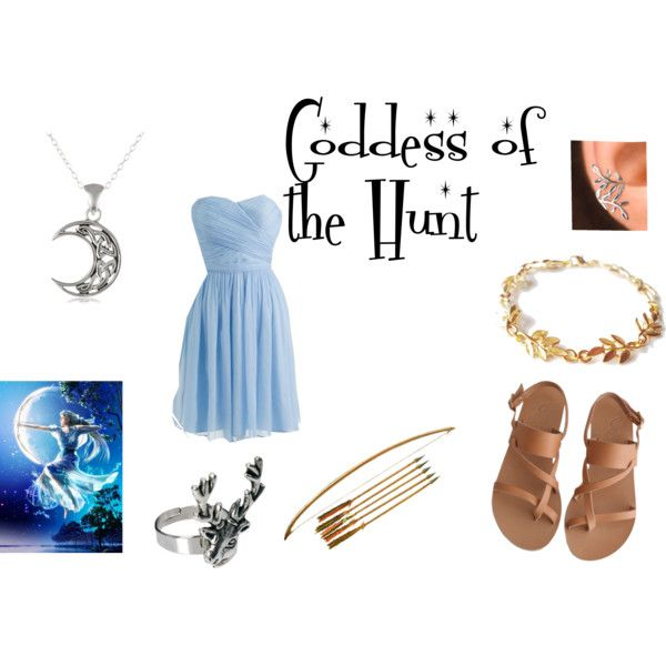 """Artemis"" by disappeairinginq on Polyvore 