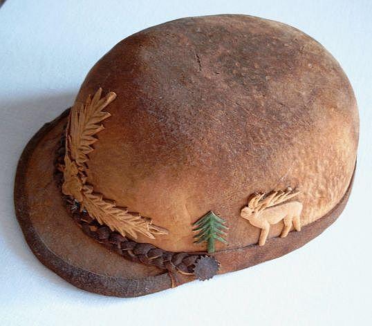 Kappe aus Zunderschwamm - Pilze – Wikipedia