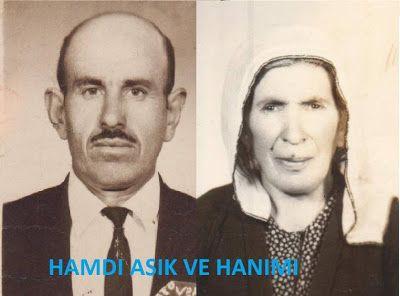 Hamdi Aşık ve Hanımı / Karakaya Kasabası / BÜNYAN