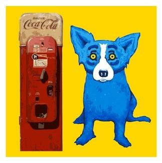 77 Best Blue Dog Images On Pinterest Blue Dog
