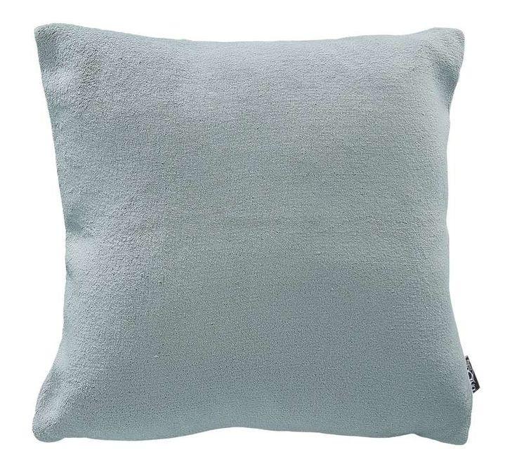 #prontowonen #droomwoonkamer Sierkussen Scilla ocean blue