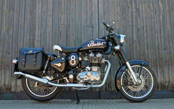 Royal Enfield Classic 500 - Lewis Leathers Limited Edition