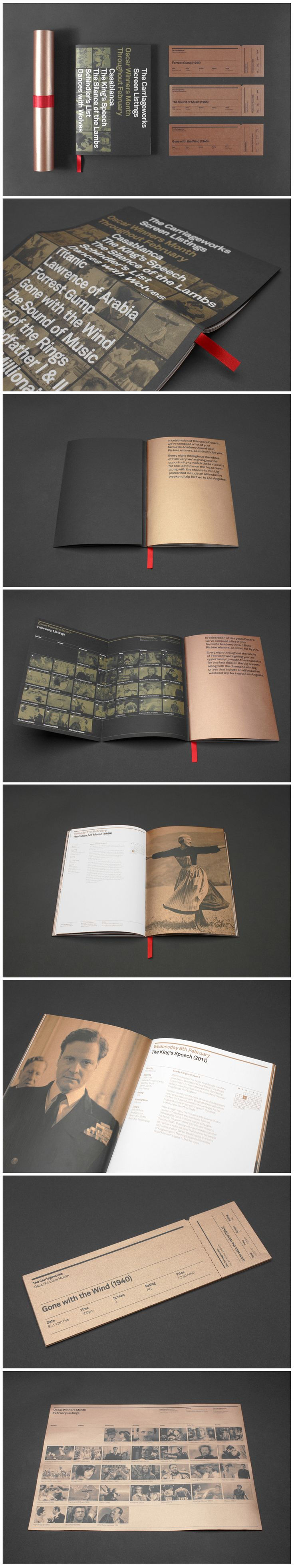 The Carriageworks | #magazine #layout